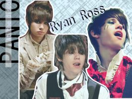 Panic at the disco - Ryan Ross by DarkAngel134