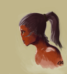 Quirr Study by temary44