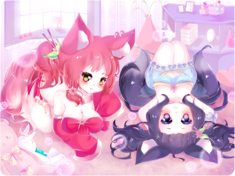 AT: Play with us! by Rinabell