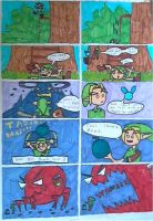 The Legend of Awesome Comic Version - Page 2 by Chaoslink1