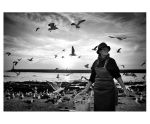 Maria and the seagulls by Romeo-Tango