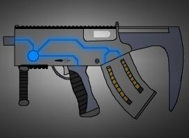 Casten SMG by LikeTheReaper