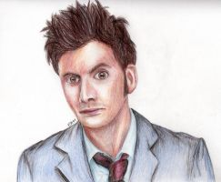 His name is The Doctor. by tenArt