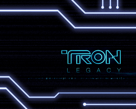 TRON Legacy Wallpaper by Superbdude1