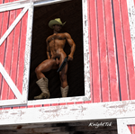 A Cowboy's View by KnightTek