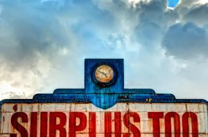 Store Clock by UrbanRural-Photo