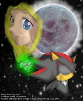 Shadow and Maria :: Merufice by yuski