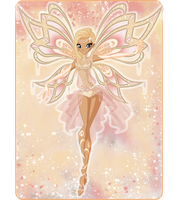 Angel Enchantix Card by Aryl-Phoenix