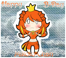 Happy B-Day Mikoto-Chan 12 by Kamira-Exe