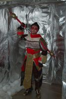 Wukong Cosplay by Shade-of-Fire