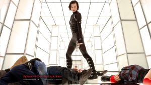 Resident Evil: Retribution Wallpaper 4 by Meioh-Sama