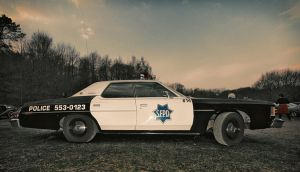 Police Cruiser 555-0123 by BrknRib
