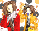 Shaman King: Trick or Treat by Anime-2000