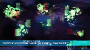 Android World Map by Reymond-P-Scene