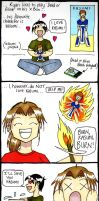 Burn Kasumi, Burn by CaptainNatX