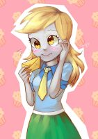 EQG Derpy - Love Letter by amy30535