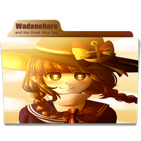 Wadanohara and the Great Blue Sea - Icon by Elios96