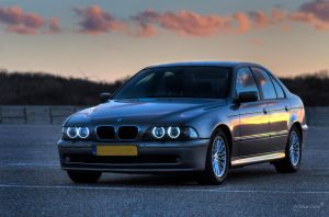 BMW e39 530d Lifestyle Edition by TimothyG81