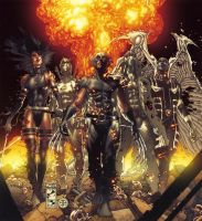 fear itself:xforce cov.col n1 by simonebianchi