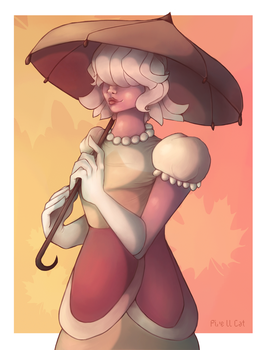 Padparadscha by Pixe-ll-Cat