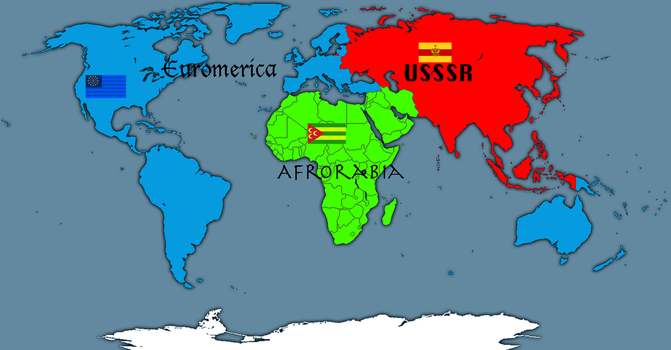 2150 AD: Superstates in a nutshell by GeneralHelghast