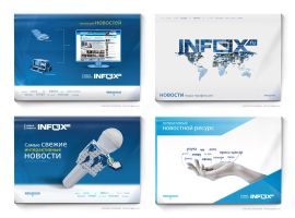 Ad pages for Infox by Alexey-Starodumov