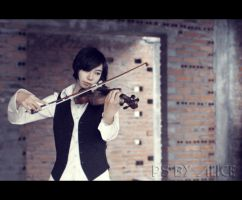 violinist by alice0104