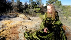 Eowyn of Rohan - Green Gown by timewhorl