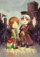APH-the Italy unification war by shadowsinking