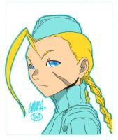 Cammy White by Master-COG