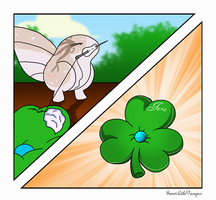 A Clover For Iara by SweetLittleVampire
