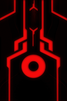 TRON Red by Thyrring