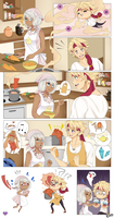 Purple heart event: Cooking by Juuri-No-Sekai