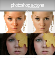 Actions - Retouch by So-ghislaine