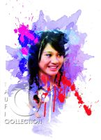 Alicia Chanzia / Acha JKT48 team k by Muhammadtaufiq123