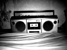 Boombox by SilentDays