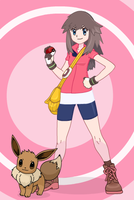 Trainer Aria by BruceBannerFanGirl
