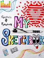 The Cover of My Sketchbook by S-A--K-I