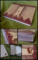 Massive Sketchbook by ynguer