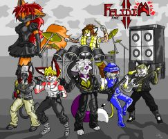 Felidia the 2nd Poster by NikeMike34