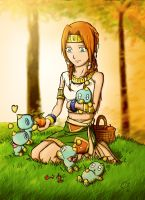 Human Tikal by Windhover07