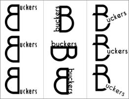 Buckers' Logo by crimecontrol