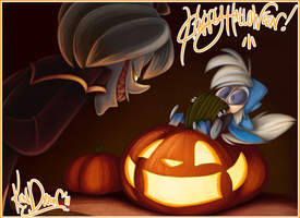 10202011 Happy Halloween by KenDraw