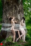 Forest Nymphs by Aisii