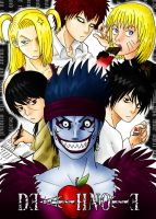 Death note?? by J-e-J-e
