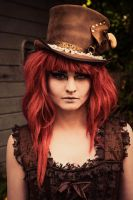 Steampunk Hatter by ArtemisAesthetic