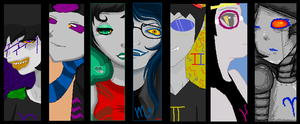 Homestuck Collab .:Closed:. by steph432