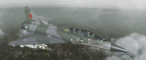 Mirage 2000D - Independent State Allied Forces by Jetfreak-7