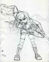 daily sketch n13 by Cracy-Lady-I-S-cream