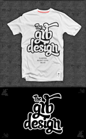 The GRB Design T-shirt by grb01